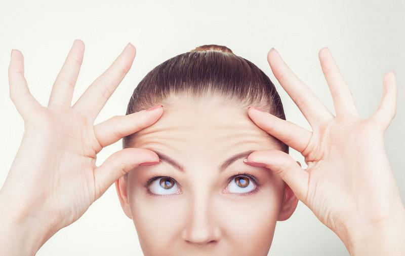 Forehead 2